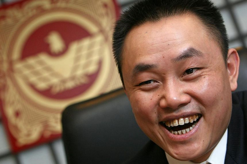 Jailed tycoon Huang Guangyu has seen the value of his stake in Gome Electrical Appliances more than double since last month.