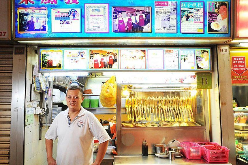 Tong Fong Fatt Hainanese Boneless Chicken Rice (02-26) --- PHOTO: LIM YAOHUI FOR THE STRAITS TIMES