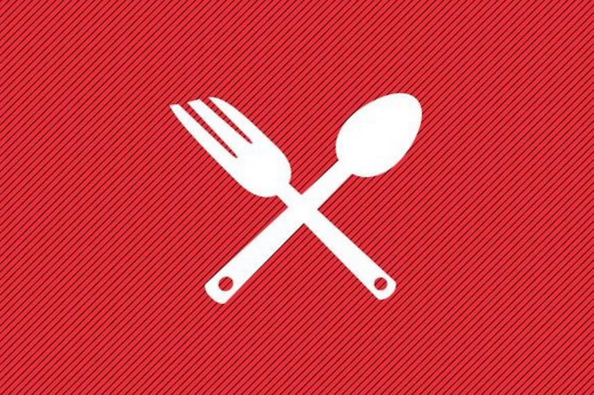 Students and staff at Ngee Ann Polytechnic are planning to fast during lunch and donate the money the would have spent on food to help needy students and the elderly. Above is the campaign logo of the polytechnic's Fast-a-Meal SG50 Campaign.