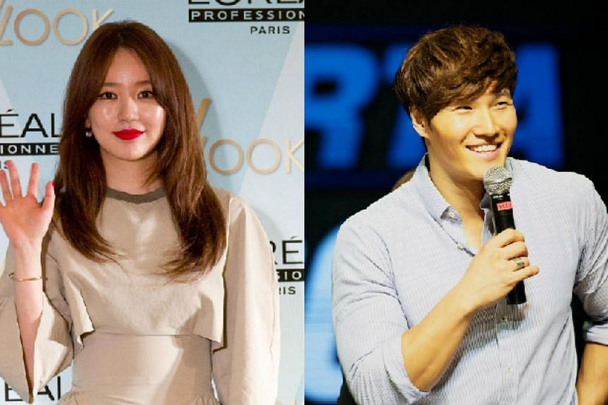 Yoon Eun Hye was reluctant to answer Life!'s question: Would she like to be on the same team as Kim Jong Kook if she ever appears on Running Man? -- PHOTO: L'OREAL/ MODE ENTERTAINMENT