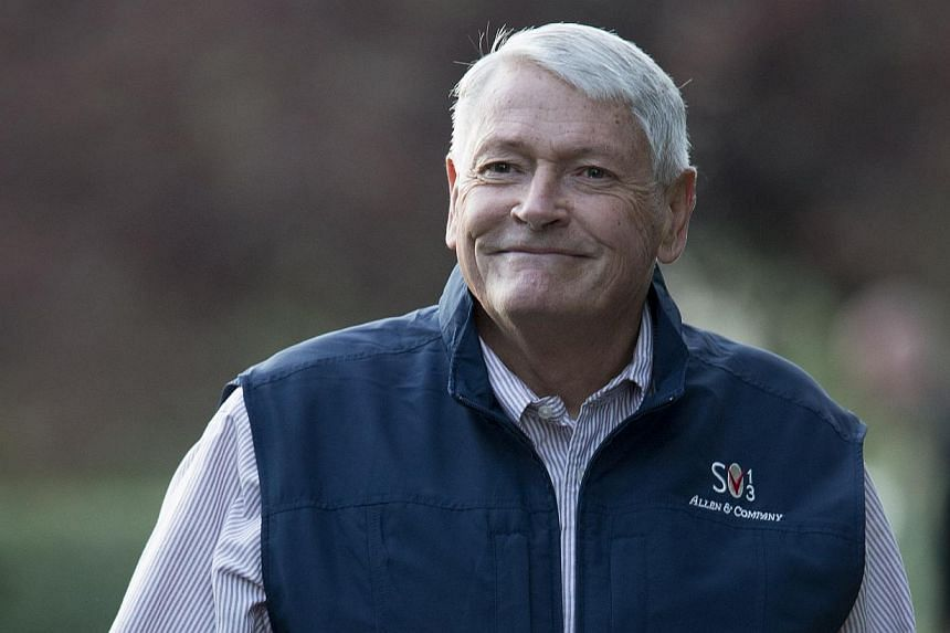 The CEOs at the companies that billionaire John Malone (above) oversees are routinely among the best-compensated managers on the planet. -- PHOTO: BLOOMBERG