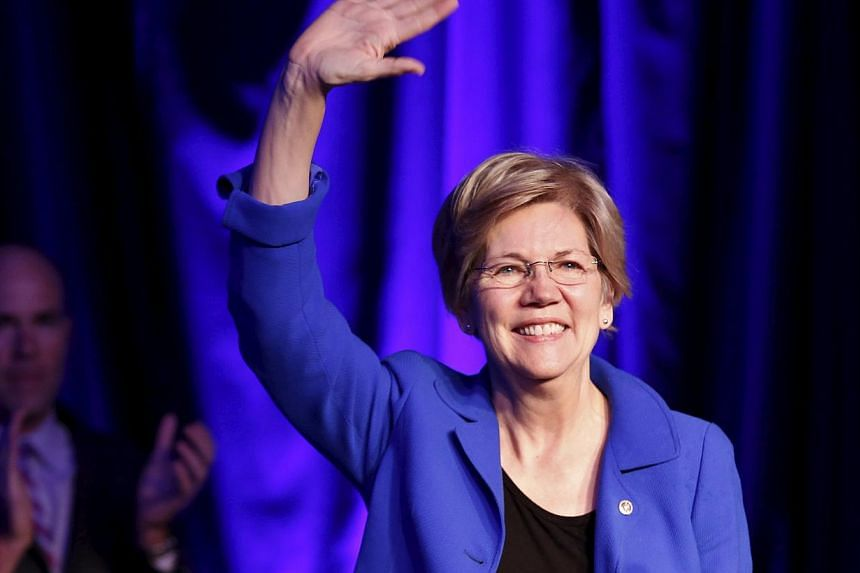 Democratic Senator Elizabeth Warren's spat with the White House over the TPP had raised her political profile, observers noted. That in turn has given her more power to make a push on such issues as income equality.