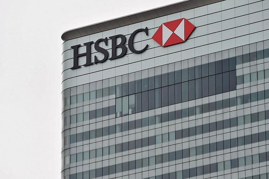 HSBC Holdings will charge banking customers to hold some European currencies given the region's low interest-rate environment. -- PHOTO: AFP