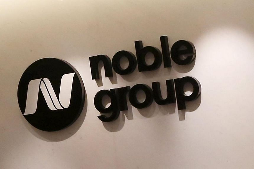 Mainboard-listed Noble Group announced on Tuesday the closing of its syndicated committed unsecured revolving loan facilities with a total size of US$2.3 billion. -- PHOTO:REUTERS