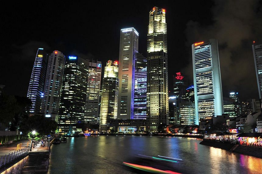Singapore is Asia's top-ranked city across a broad range of indicators, beating Tokyo to take the third place worldwide, according to a report by real estate firm JLL and The Business of Cities, a London-based intelligence and strategy group. -- ST P