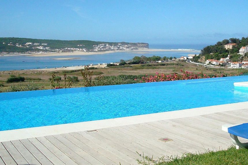 Casa do Lago on Portugal's Silver Coast. -- PHOTO: CASA DO LAGO