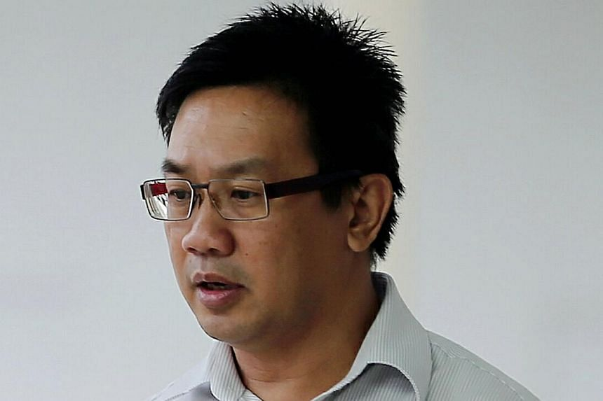 Clarence Chan Yew Keong was jailed three months and fined $14,600 in total.