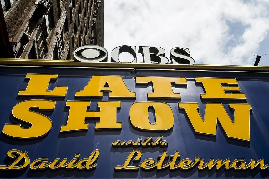 Celebrities, comedians and presidents have posted online farewells and tributes to legendary comedian David Letterman, whose final Late Show was watched by nearly 14 million people when it aired on Wednesday. -- PHOTO: REUTERS