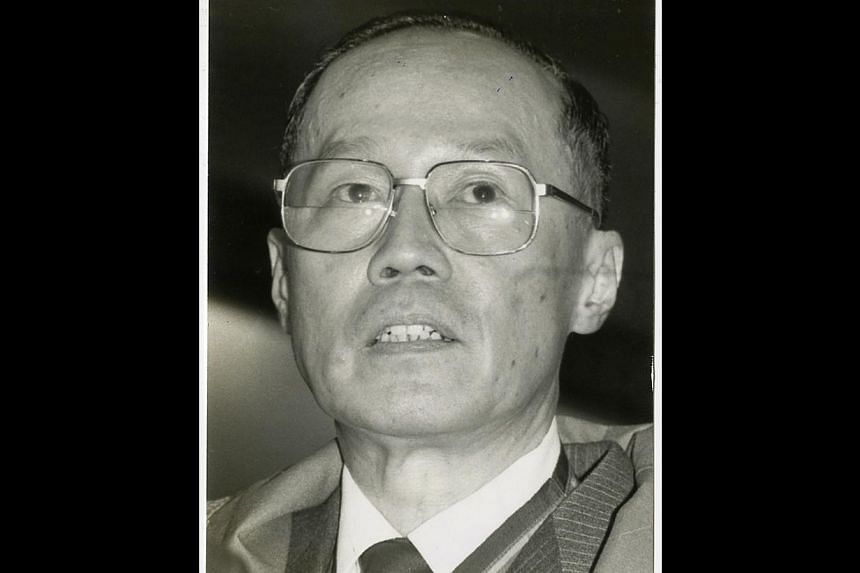 Dr N.C. Tan made history when he led a team to perform Singapore's first heart valve operation successfully in 1971 at Tan Tock Seng Hospital.