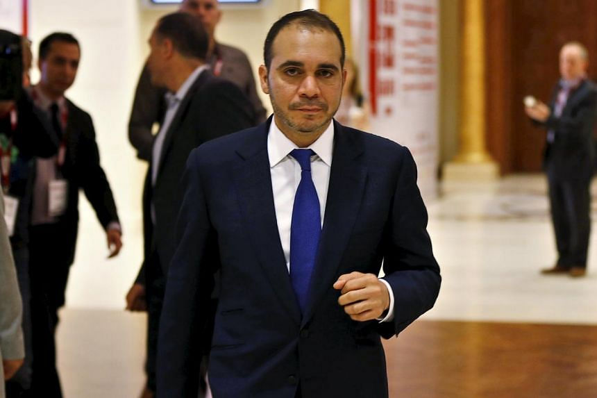 Fifa presidential candidate Prince Ali Bin Al Hussein's election team informed police after being approached by an individual who said he could deliver 47 votes at Friday's election, they said on Tuesday. -- PHOTO: AFP