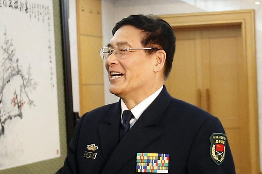 Admiral Sun Jianguo will elaborate on China's foreign and defence policies at the Shangri-La Dialogue, which starts on Friday.