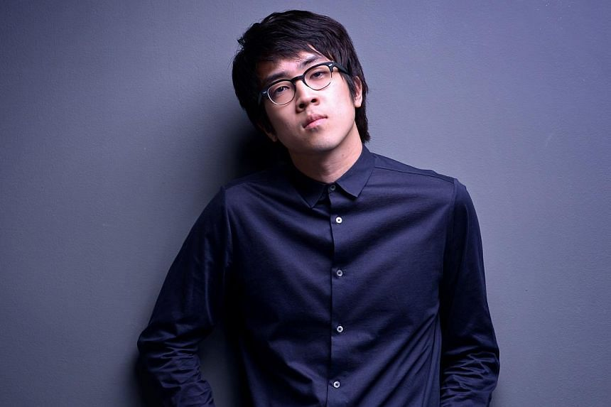 Singer-songwriter Charlie Lim will close the 28th SEA Games with his song, Still. -- ST PHOTO: KUA CHEE SIONG