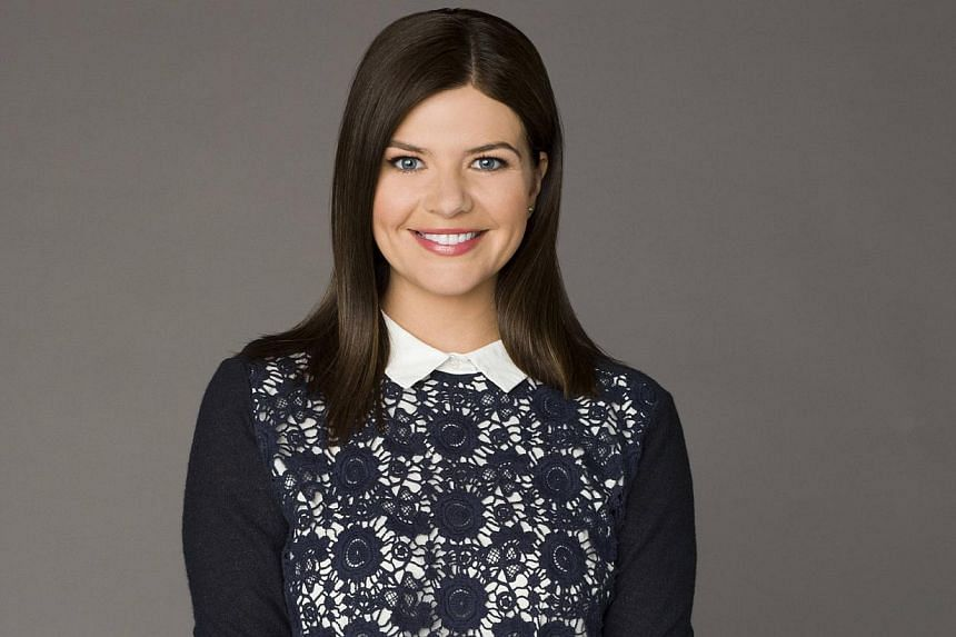 Married to the creator and executive producer of TV series Marry Me, star Casey Wilson finds her own story becoming part of the show's plot. -- PHOTO: RTL CBS ASIA