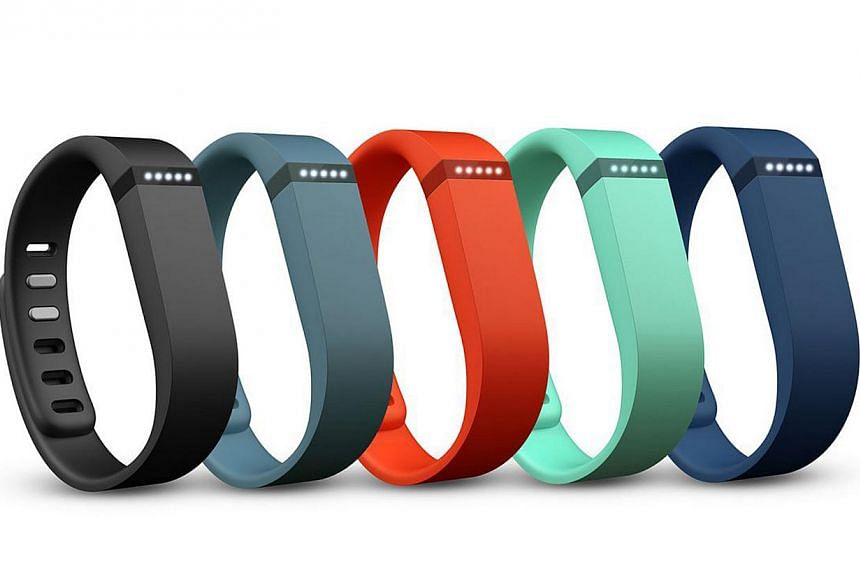 """Fitbit is being sued by rival Jawbone, which accused Fitbit of """"plundering"""" confidential data, the New York Times reported. -- PHOTO: FITBIT"""