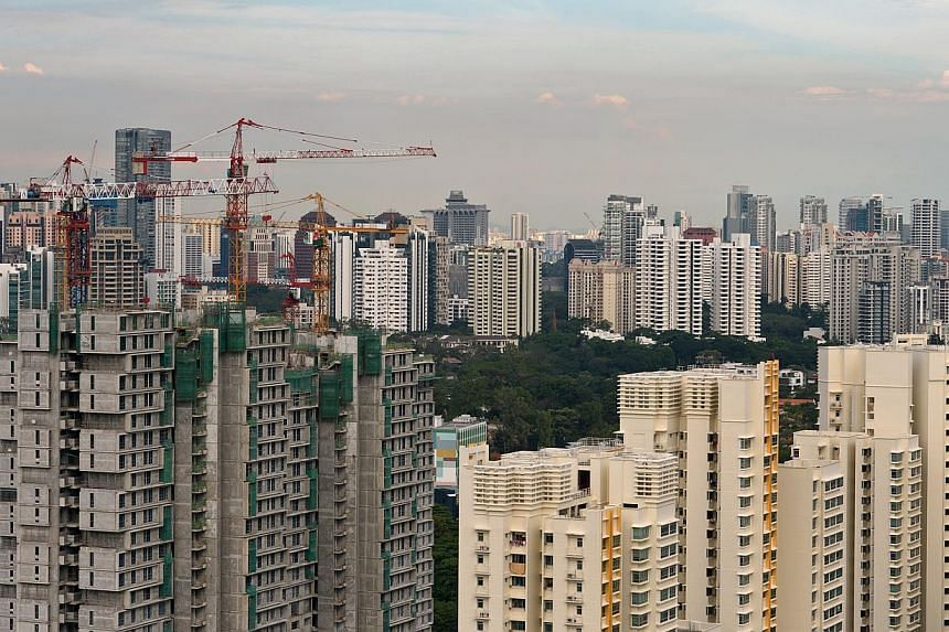 Home buyers seeking flats in the popular mature estates may be glad to know that many SBF flats, or balance flats left over from previous project launches, are not as heavily subscribed as their BTO counterparts. -- PHOTO: ST FILE