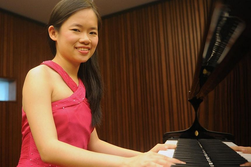 Award-winning Singapore musician Abigail Sin is doing a four-year PhD programme in performance practice at London's Royal Academy of Music.