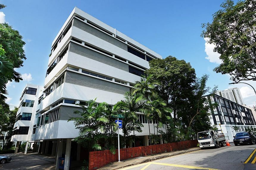 Fairhaven, a 15-unit freehold residential development along Sophia Road, has been launched for sale. -- PHOTO: JLL