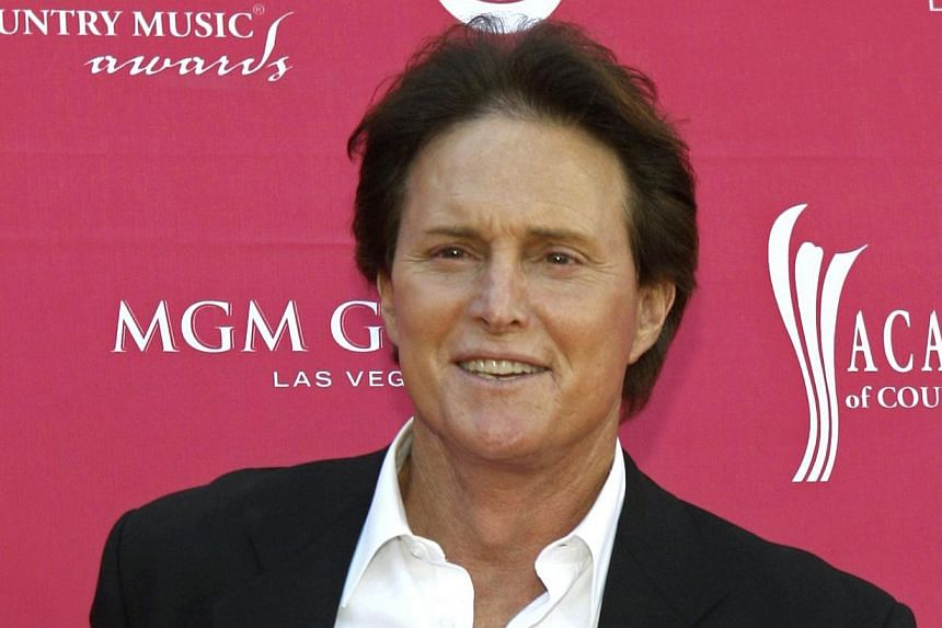 Bruce Jenner arriving at the 44th Annual Academy of Country Music Awards in Las Vegas in this April 5, 2009 file photo. -- PHOTO: REUTERS