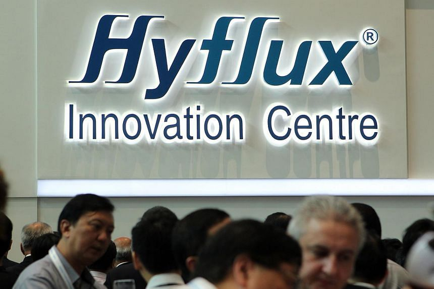 Hyflux announced on Tuesday that it has won a US$48 million (S$65.04 million) contract to build a desalination system for Saudi Arabia, through its wholly-owned subsidiary Hydrochem Saudi Limited. -- PHOTO: ST FILE