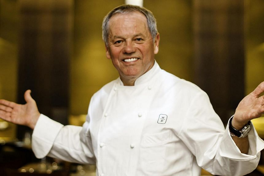 American chef-restaurateur Wolfgang Puck's Spago will open later this year on Level 57 of the Sands SkyPark, Tower 2. It takes over the space vacated by the hotel's lounge The Club. -- PHOTO: MARINA BAY SANDS