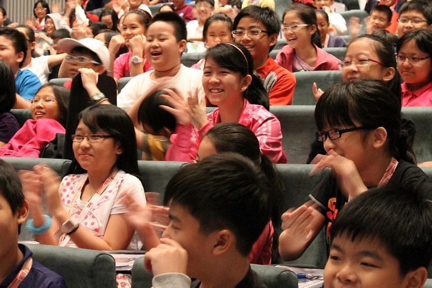Adam Khoo Learning Centre will hold its three-day PSLE seminar for English, maths and science at the NTUC Auditorium from June 12. Hundreds of Primary 6 pupils, and even some Primary 4 and 5 children, will be attending such sessions during the school