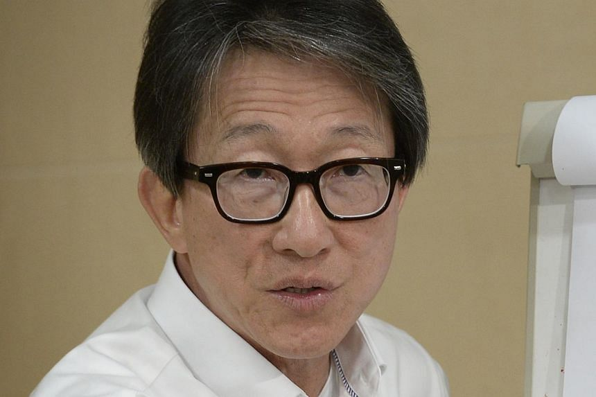 """Mr Lim Swee Say says he has had """"no personality crisis"""" in switching from labour chief to Manpower Minister."""