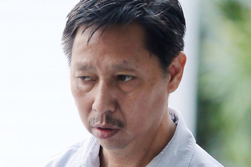 Workshop manager Pang Chon Seng, 52, was sentenced to four months in prison for his dangerous driving on the Pan-Island Expressway (PIE) on June 19 last year. He had braked suddenly to make a rude gesture at a motorcyclist, causing a prime mover behi