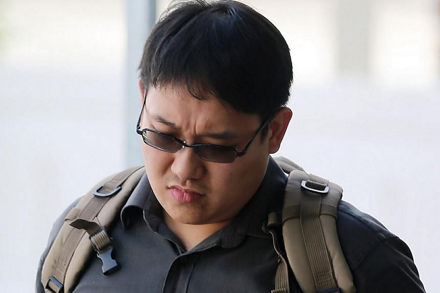 Alfred Ng Hon Lum was fined $800 and banned from driving for three months.