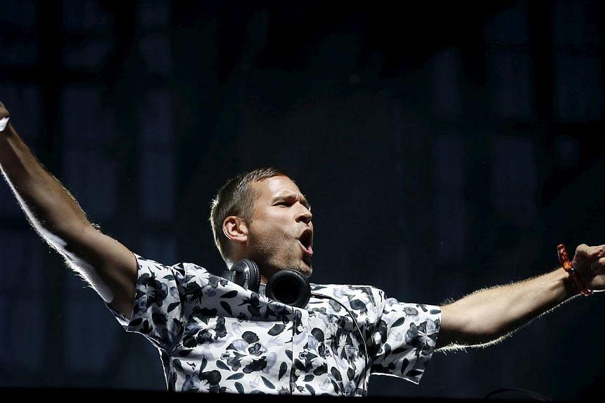 DJ Kaskade (above) -- PHOTO: REUTERS
