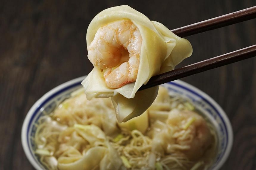 A bowl of wonton noodles at Mak's Noodle will cost $6.90.