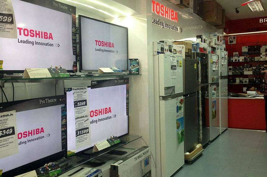 Toshiba TV sets and appliances. Carrier Singapore has clarified that Toshiba air-conditioning products, which it distributes, will continue to be available through Toshiba Carrier Corporation even as Toshiba withdraws from the television and applianc
