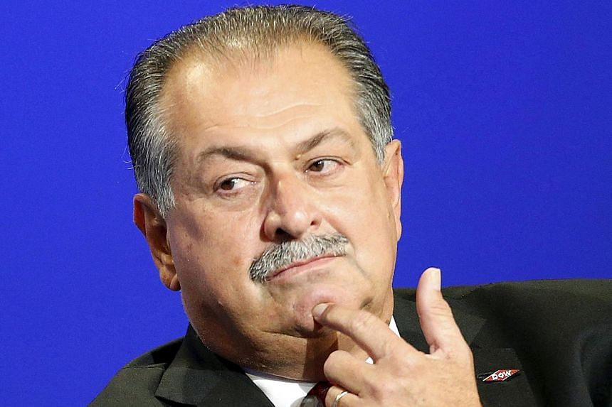 The U.S. Securities and Exchange Commission is investigating allegations that Andrew Liveris, chairman and chief executive officer of industrial giant Dow Chemical Co, misused company funds for personal benefit, according to people familiar with the