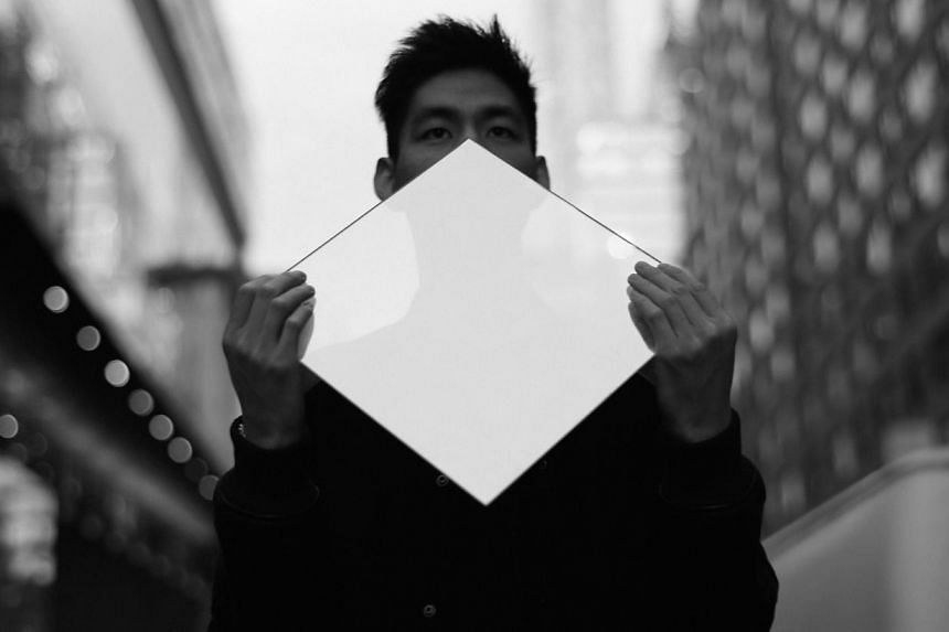 Jason Chung, who performs as Nosaj Thing. -- PHOTO: LIMITED EDITION CONCEPTS