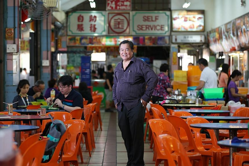 Mr Hoon Thing Leong dropped out of secondary school and worked as a coffee boy. Today, he owns 35 coffee shops.