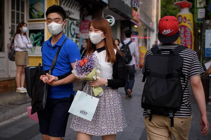 The public has been urged to cooperate with the government to stem undue confusion and to maintain good personal hygiene to help stop Mers from spreading. -- PHOTO: AFP