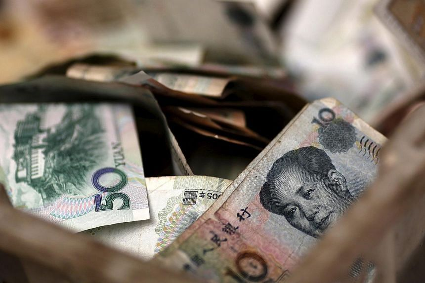 China's consumer inflation eased to 1.2 per cent year-on-year in May, weaker than market expectations, raising concerns about growing deflationary pressures as the economy cools. -- PHOTO: REUTERS