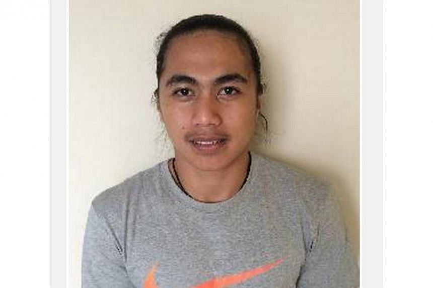 Indonesian volleyball playerAprilia Santini Manganang has been singled out by the Philippines forher appearance and powerful physique. They have demanded that the SEA Games organisers carry out a gender test on her. -- PHOTO: SCREENGRAB F