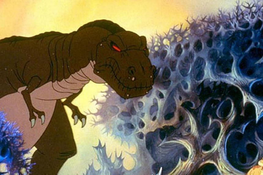 The Land Before Time (1988). -- PHOTO: MEDIAWORKS