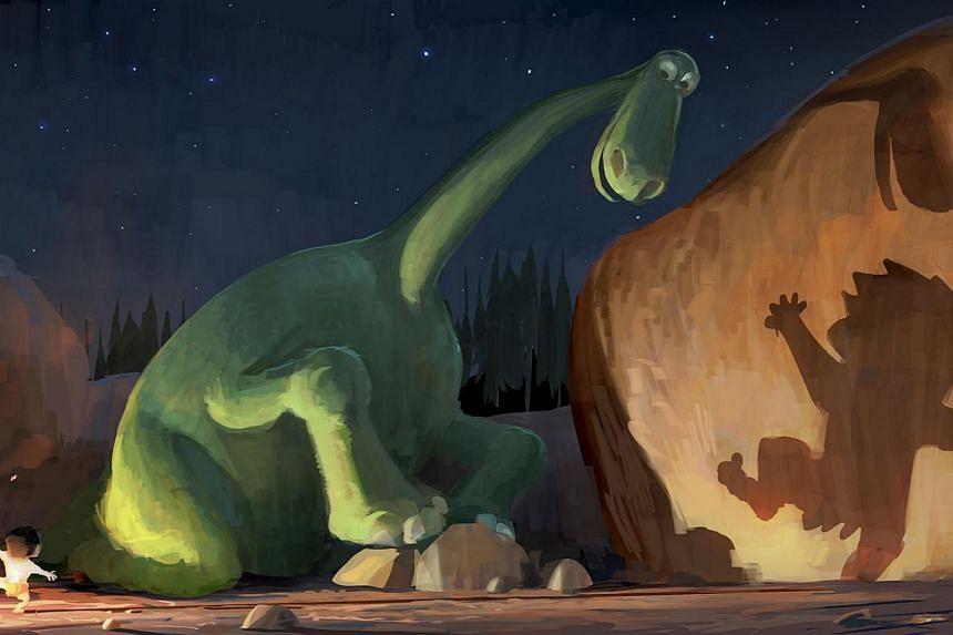 The Good Dinosaur (2015). -- PHOTO: THE WALT DISNEY COMPANY