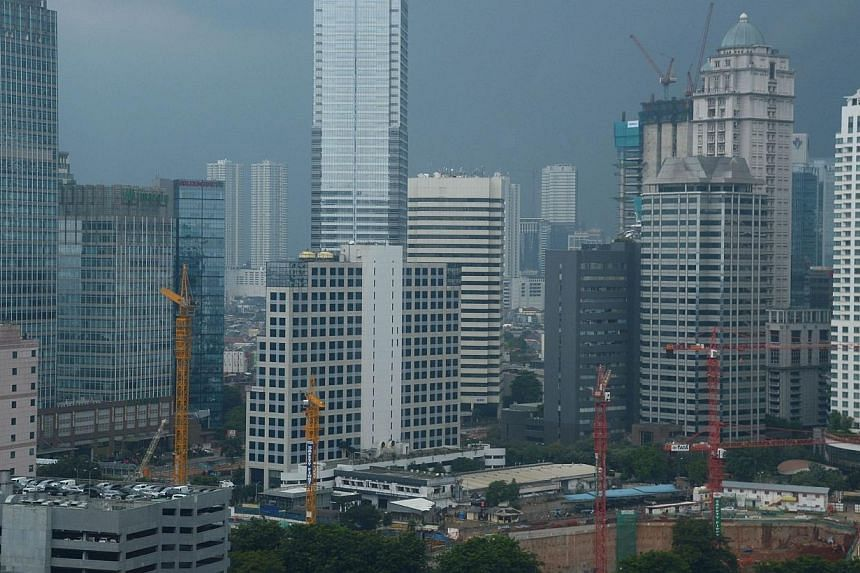 Asia is gearing up for increased infrastructure financing to support the drive for stronger economic growth. -- PHOTO: AFP