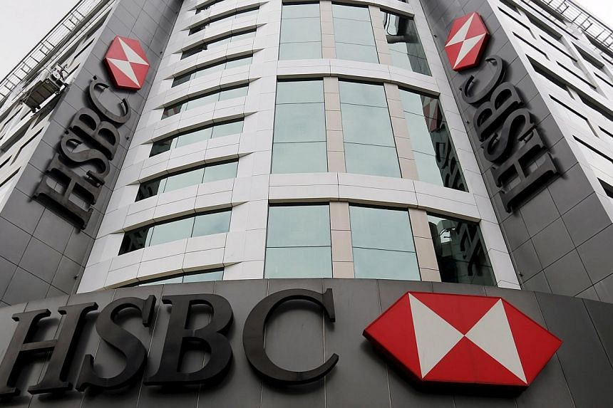 The HSBC headquarters in Istanbul, Turkey, on June 10, 2015. HSBC has announced its decision to axe as many as 50,000 jobs through 2017 to cut annual costs by about US$5 billion (S$6.7 billion) and restore profit growth. -- PHOTO: REUTERS