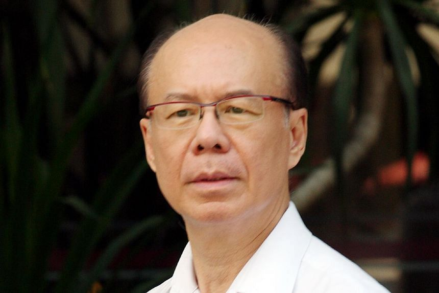Dr Wong Yoke Meng has been fined $24,000 for failing to comply with a condition of his clinic licence by sending patients' specimens and samples to unaccredited medical laboratories overseas. -- PHOTO: ST FILE