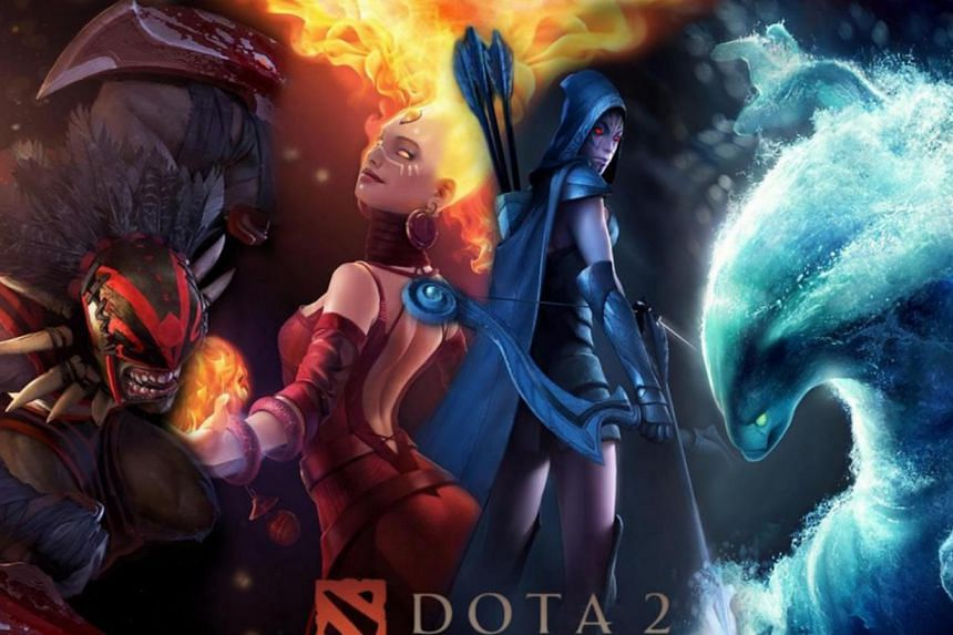 Gamers can gather to watch live multiplayer games such as Dota 2. -- PHOTO: VALVE