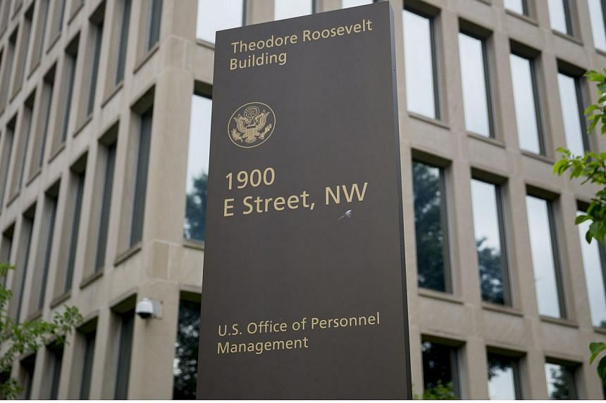 The Theodore Roosevelt Building, headquarters of the US Office of Personnel Management, in Washington, D.C., on June 5, 2015. -- PHOTO: BLOOMBERG