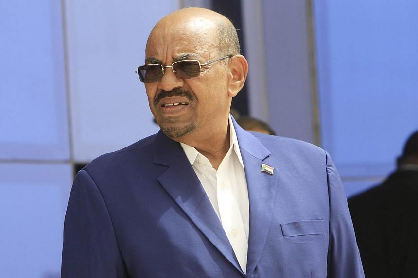 The International Criminal Court (ICC) has called for South Africa to arrest Sudan's President Omar al-Bashir, who is reported to have arrived in Johannesburg for a summit of the African Union that starts on Sunday, June 14, 2015. -- PHOTO: AFP