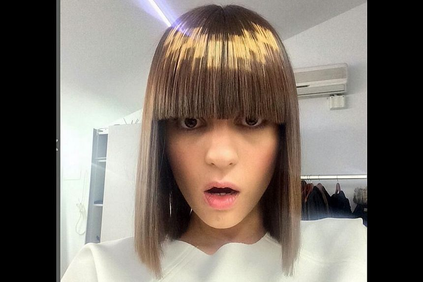 Hair Flair: Pixellated hair, Lifestyle News & Top Stories - The ...