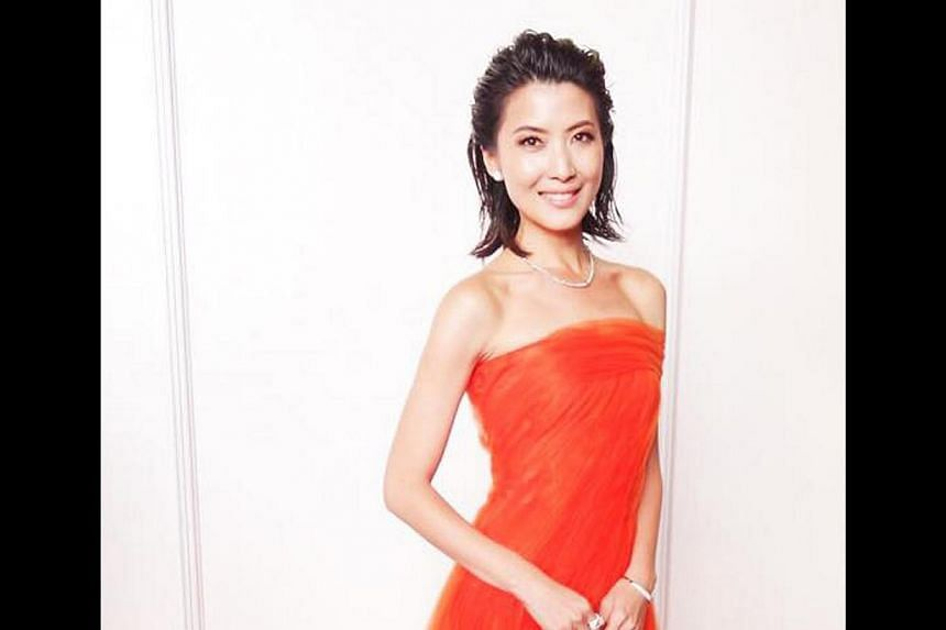 Jeanette Aw. -- PHOTO: JEANETTE AW/FACEBOOK