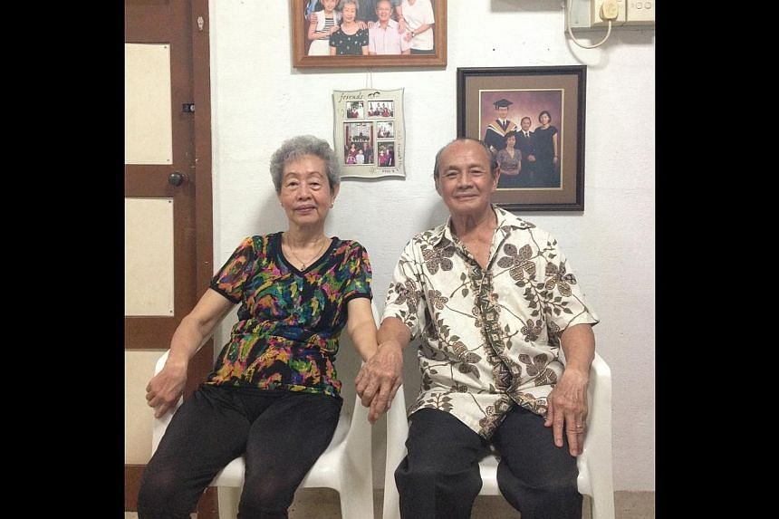 Madam Rosmini Sulong, 53, and Mr Mustapah Hamid, 59, have been married for more than 40 years. Mr Dennis Ong, 74, and Madam Lisa Lai, 76, have been married for more than 50 years. Mr Jimmy Lee, 68, and Mrs Judy Chong-Lee, 62, have been married for mo