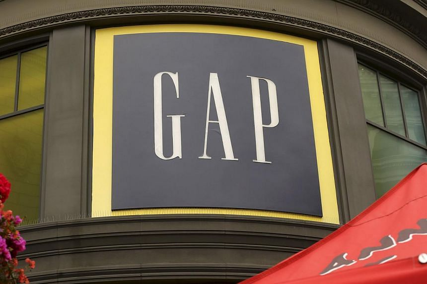 Gap announced on Monday it will close 175 namesake stores in North America and eliminate 250 headquarters jobs as it responds to lower in-store sales with the rise of online shopping. -- PHOTO: REUTERS