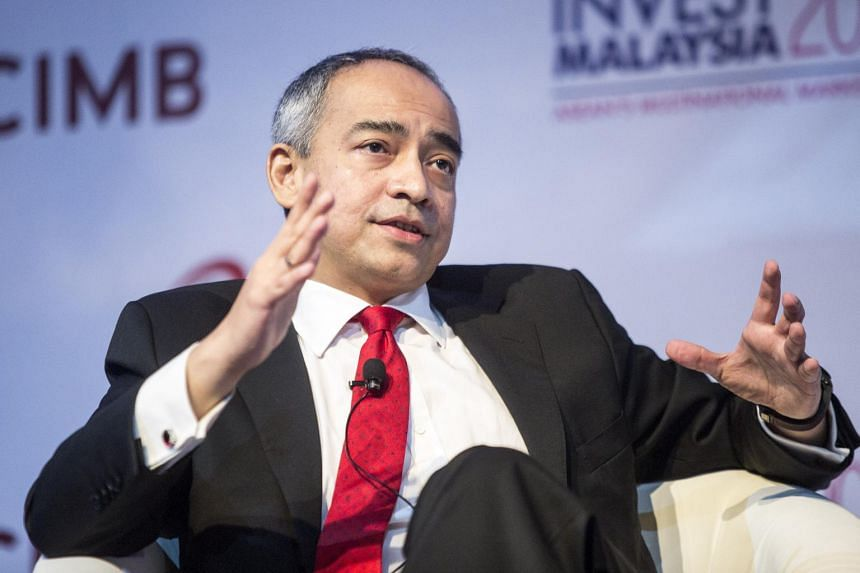 "Mr Nazir, who is also the brother of Malaysian Prime Minister Najib Razak, said that he had been growing ""increasingly concerned"" about the Malaysian sociopolitical environment and its impact on the economy."